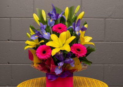 Gallery- Gerbera & Lillies mix From $50.00 (Large)