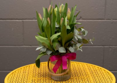 Gallery- Tulips in Vase From $45.00 (Large)