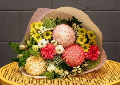 Gallery- Bright Seasonal Bouquet From $50.00 (Large)