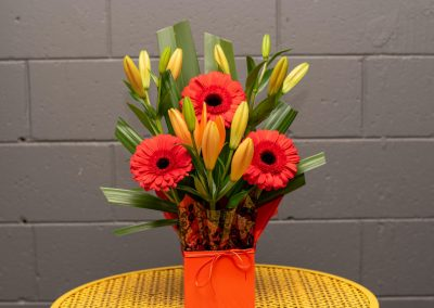 Gallery- Gerbera & Lillies mix From $30.00 (Large)