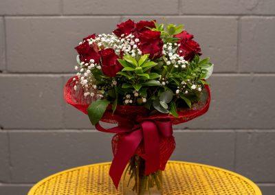 Gallery- Short Stemmed Rose vase From $50.00 (Large)